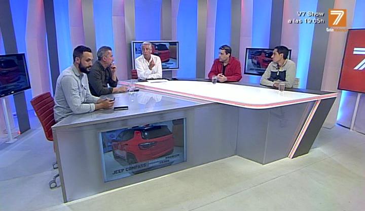 Tertulia en el programa de Julio Insa de Radio Esport (DJI) (22-05-19) (Valencia CF) 1