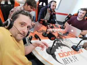 Tertulia radiofónica en 'La grada' de Radio Esport (Programa del 15-05-19) 1