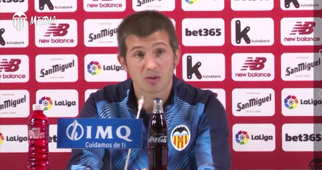 VÍDEO | Rueda de prensa completa de Celades tras el Athletic 0-1 VCF 1