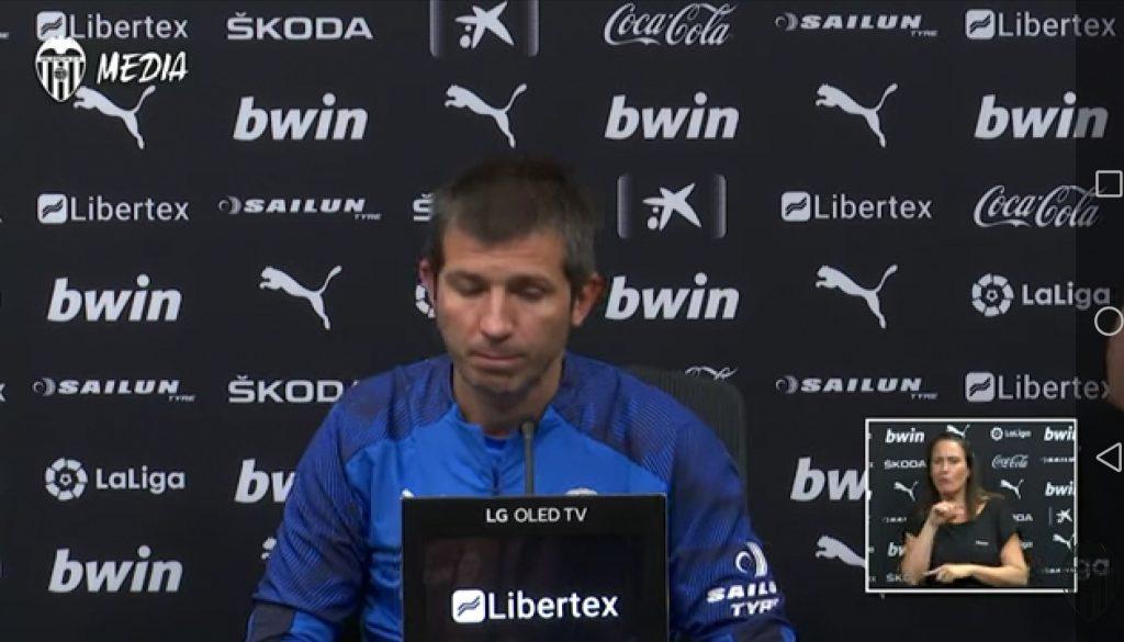 VÍDEO | Rueda de prensa completa de Celades previa al Athletic vs VCF 1