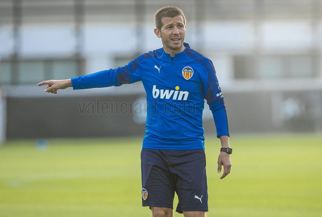 Convocatoria de Celades para jugar contra el Leganés 1