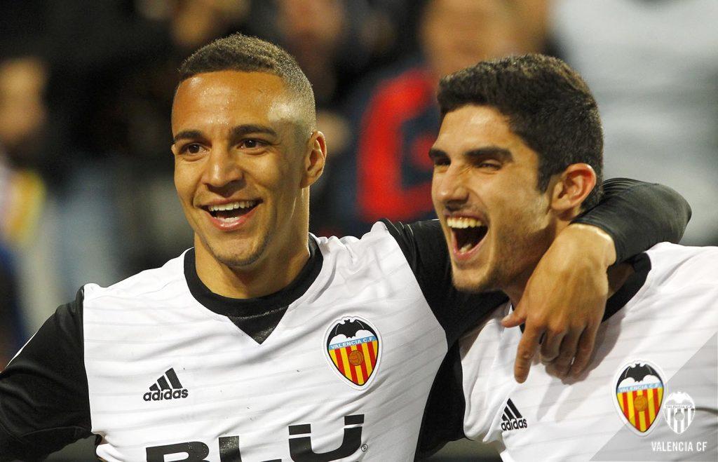 Día y horarios de los partidos de los jugadores internacionales del Valencia CF 4