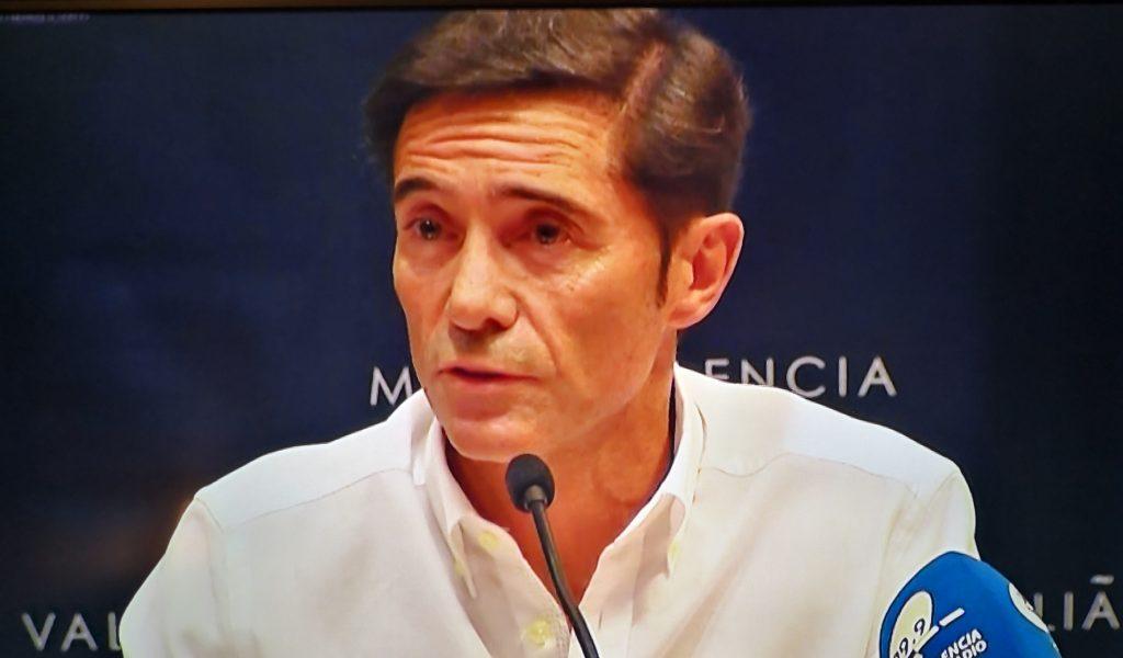 Rueda de prensa de la despedida de Marcelino (Vídeo completo) 1