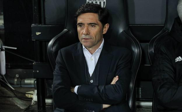 OFICIAL | Marcelino despedido del Valencia CF y el sustituto será Celades 2