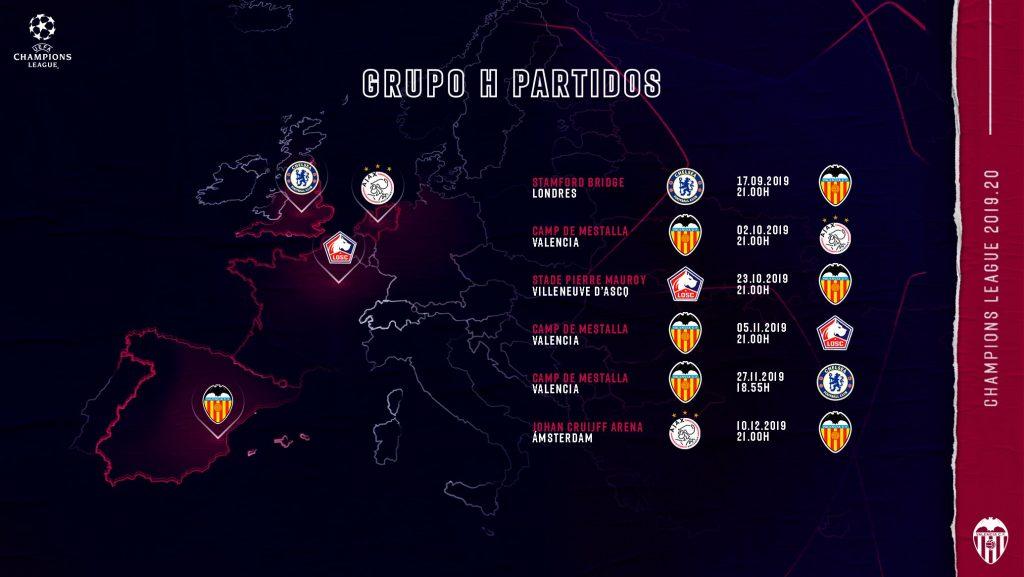 A la venta las entradas para la fase de grupos de la Champions 2