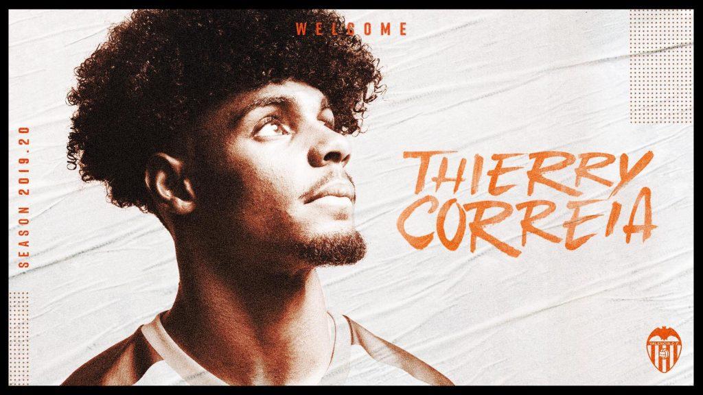 Así juega Thierry Correia (Vídeo) 1