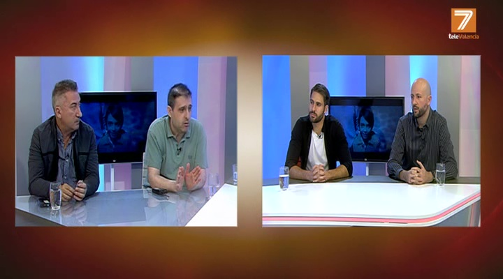 01x01 Tertulia (Autores Guarida del Valencianismo) en el programa de Julio Insa (DJI) (17-10-19) 2