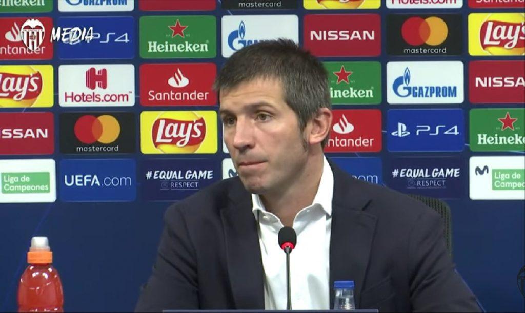 VÍDEO | Rueda de prensa completa de Celades tras el VCF 0-3 Ajax 1