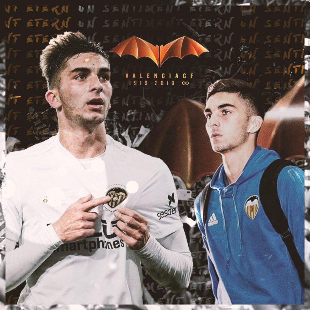 Dos valencianistas en la lista de los 20 finalistas del Golden Boy 2019 3