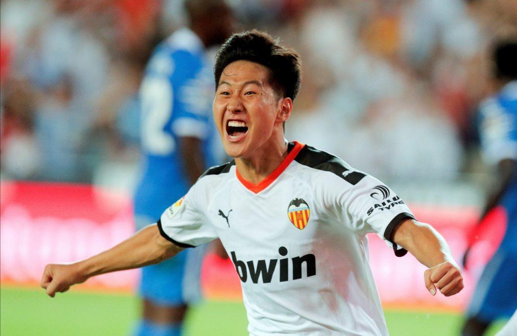 Día y horarios de los partidos de los jugadores internacionales del Valencia CF 2