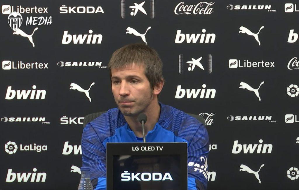 VÍDEO | Rueda de prensa completa de Celades previa al VCF-Sevilla 1
