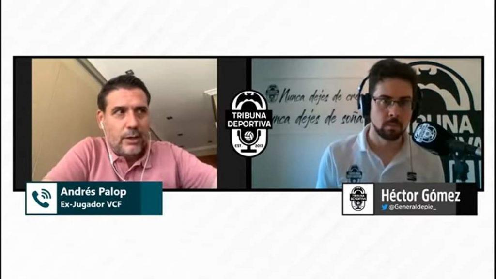 VÍDEO | Entrevista a Andrés Palop en Tribuna Deportiva 1