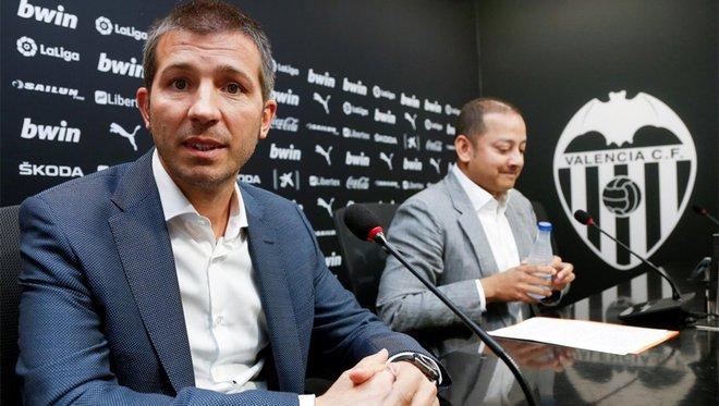 Seremos viudas del Valencia CF 1