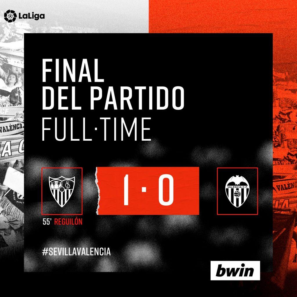 CRÓNICA (1-0) | Final de vergüenza en Sevilla (Incluye Vídeo Resumen y extras) 1