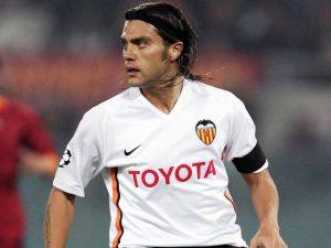 Italia en el Valencia CF